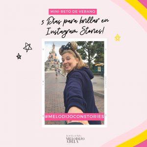 Reto Instagram Stories